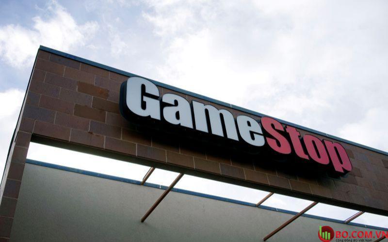 Các nhà giao dịch bán lẻ làm tăng giá cổ phiếu Gamestop