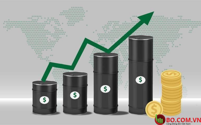 Giá dầu tăng cao đạt mức cao nhất trong năm