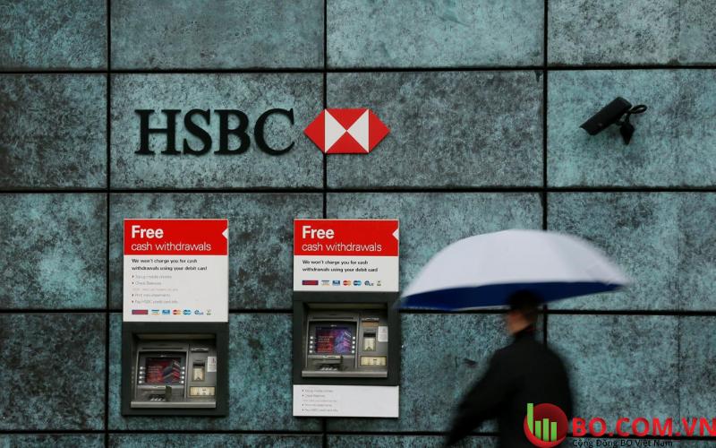 HSBC sẽ báo cáo thu nhập của mình hôm nay