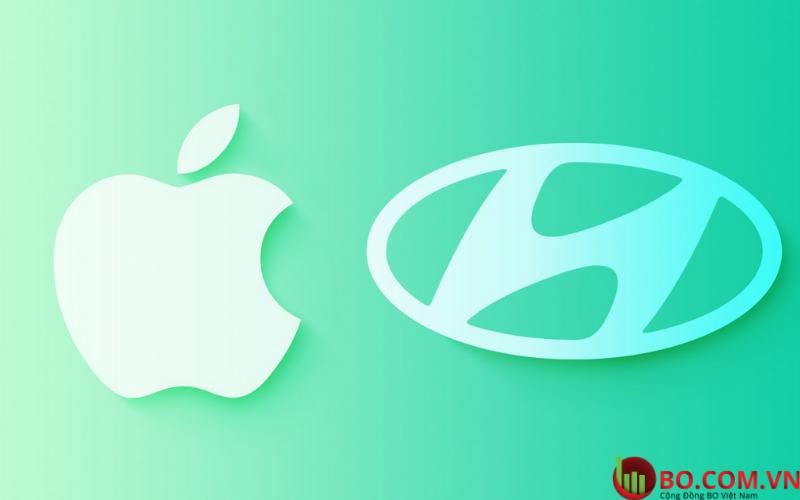 Hyundai-Kia thúc đẩy thỏa thuận với Apple Car