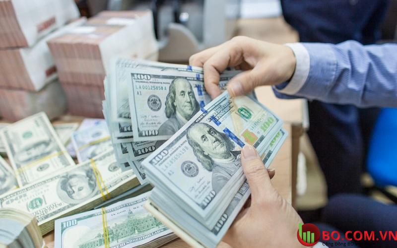 Đồng Đô la Mỹ giảm dưới mức 92,00 vào tuần trước