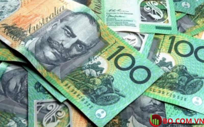 Đồng đô la Úc hoạt động khá tốt
