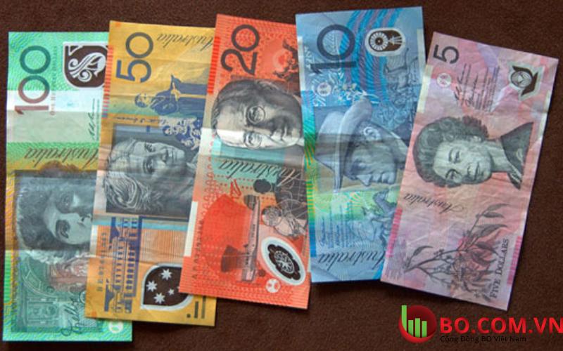 Đồng đô la Úc phục hồi
