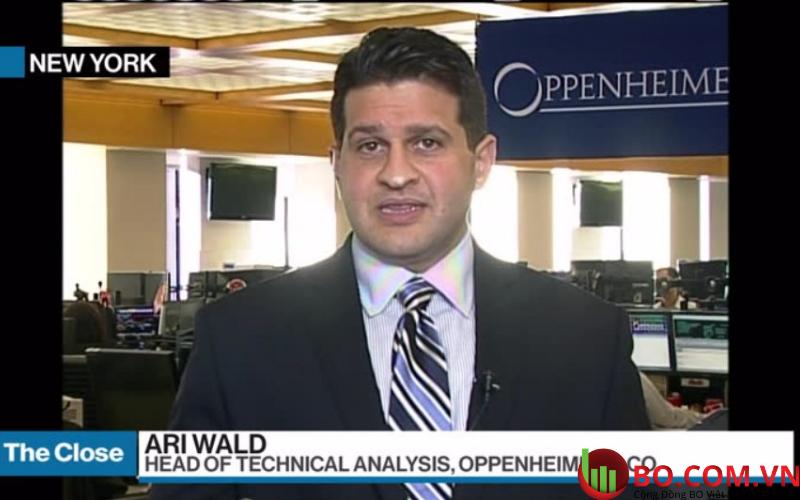 Ari Wald, trưởng bộ phận phân tích kỹ thuật tại Oppenheimer