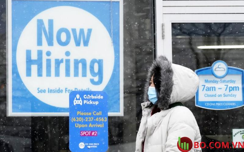 Dự đoán 225.000 việc làm tư nhân đã được thêm vào tháng hai