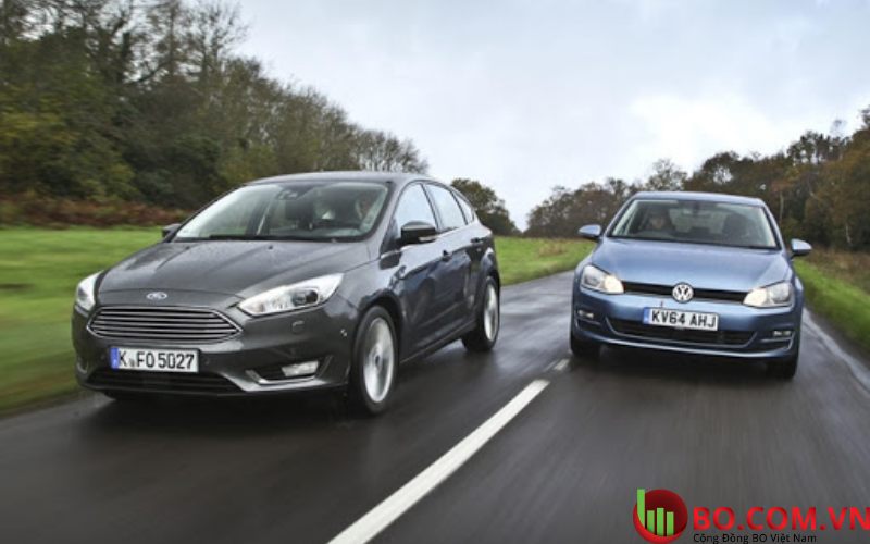 Ford và Volkswagen cạnh tranh trực tiếp với Tesla