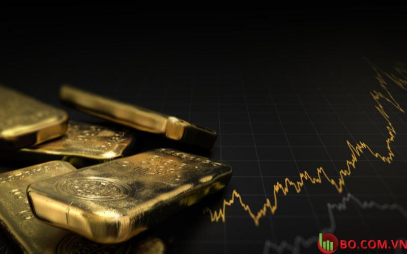 Giá vàng chưa có phản ứng nhiều đối với phát biểu của Powell và Yellen