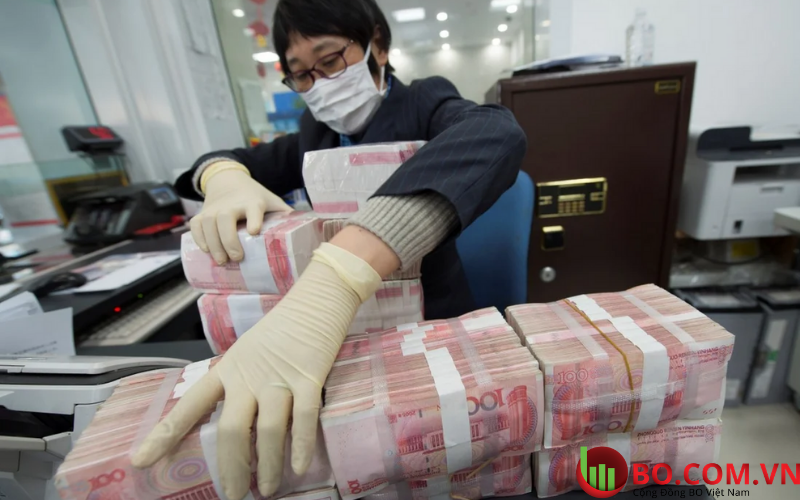 Lượng nắm giữ trái phiếu chính phủ Trung Quốc của nước ngoài đạt khoảng 10,6% lượng phát hành
