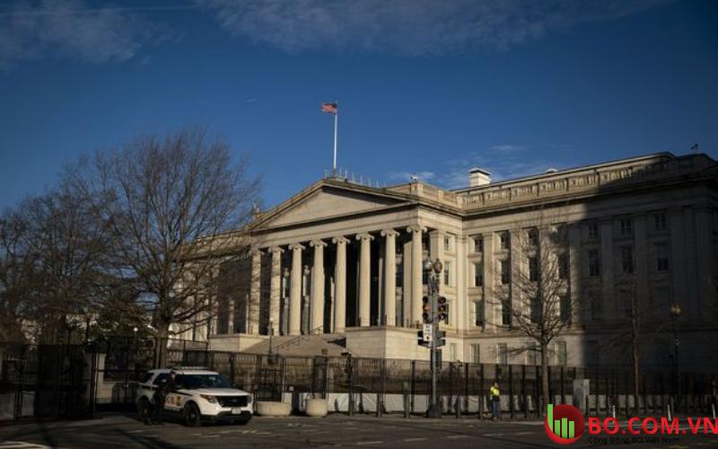 Lợi suất trái phiếu kho bạc Mỹ tăng một lần nữa 5.3.2021