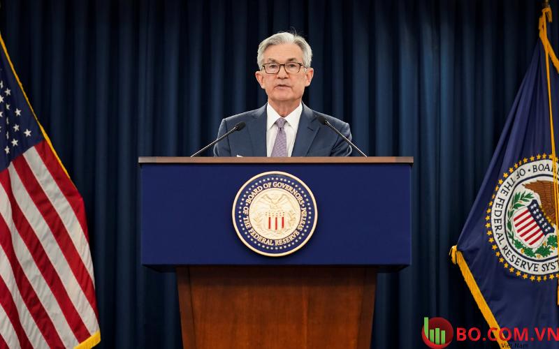 Mr. Powell sẽ lãnh đạo cuộc họp của Fed trong tuần này