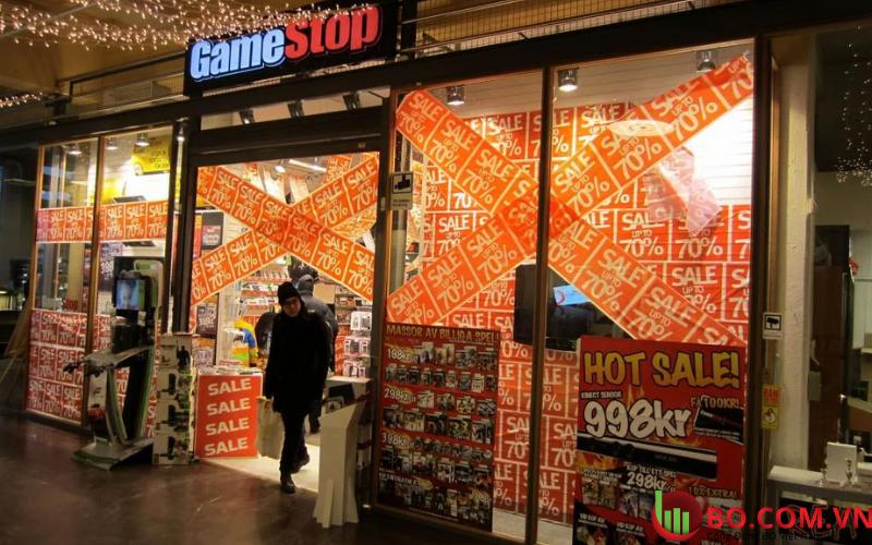 Phân tích cổ phiếu Gamestop ngày 24.3.2021
