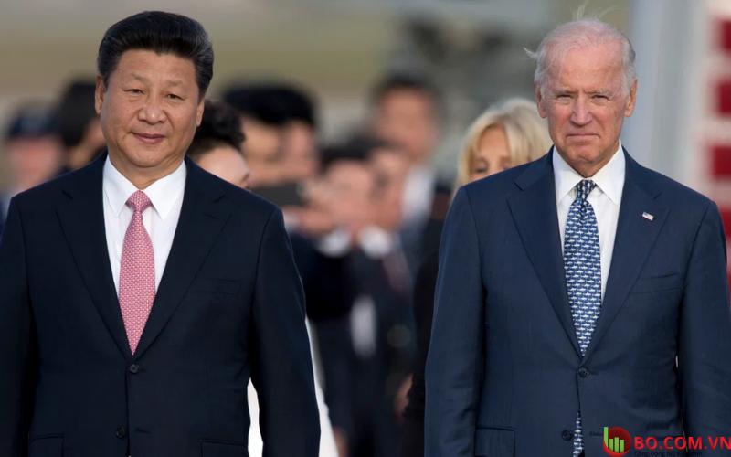 Biden kết giao với Nhật Bản để thách thức Trung Quốc