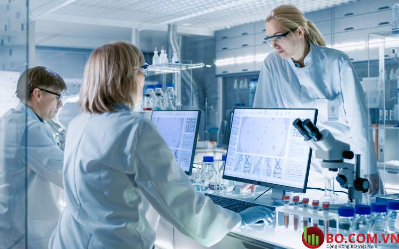 Công ty công nghệ sinh học Mỹ Amgen