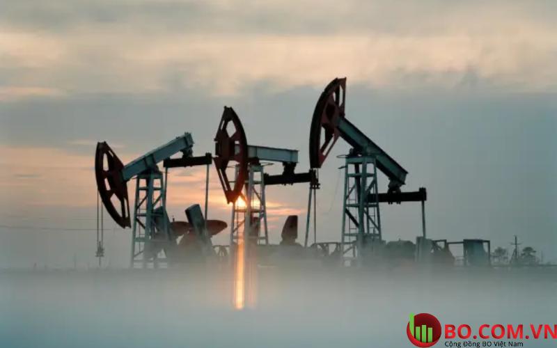 Giá dầu cao hơn vào sáng 1.4.2021
