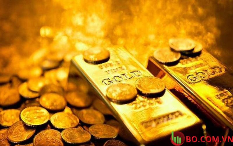 Giá vàng giảm