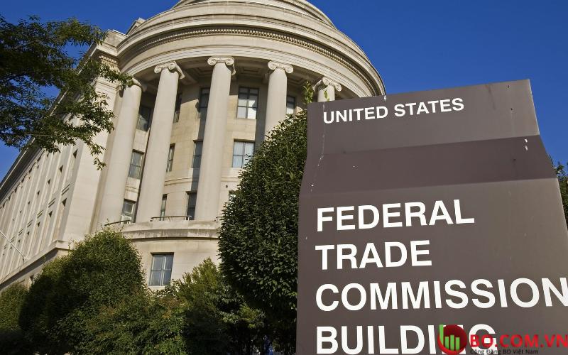 Tòa nhà Ủy ban Thương mại Liên bang (FTC) thuộc chính phủ Mỹ