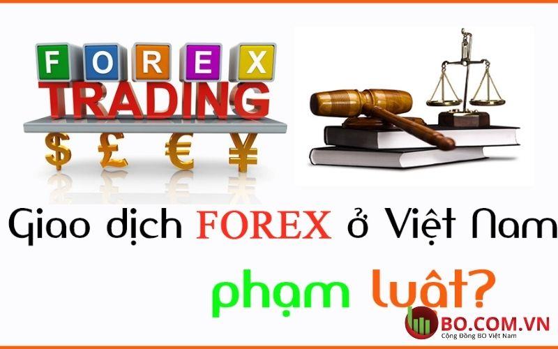 Đầu tư Forex có hợp pháp