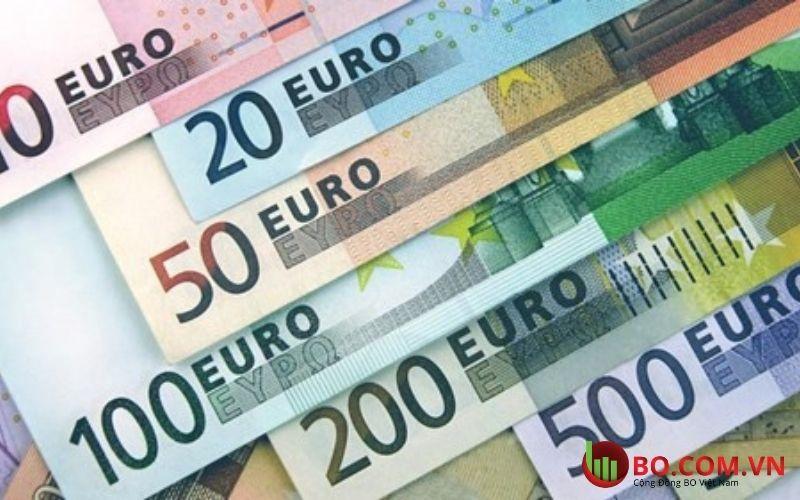 Đồng bảng Anh tăng giá so với euro