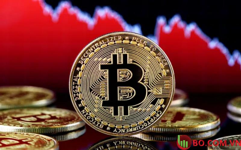 Bitcoin giảm