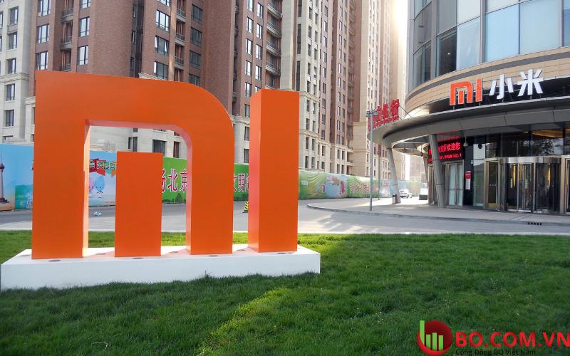 Cổ phiếu Xiaomi tăng