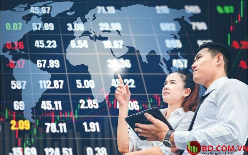 Chỉ số cổ phiếu Châu Á tại phố Wall