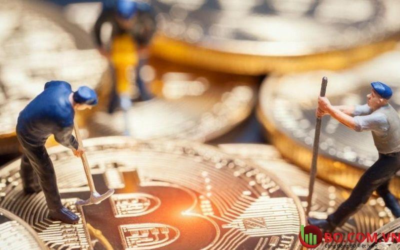 Giá của Bitcoin theo dữ liệu CoinDesk