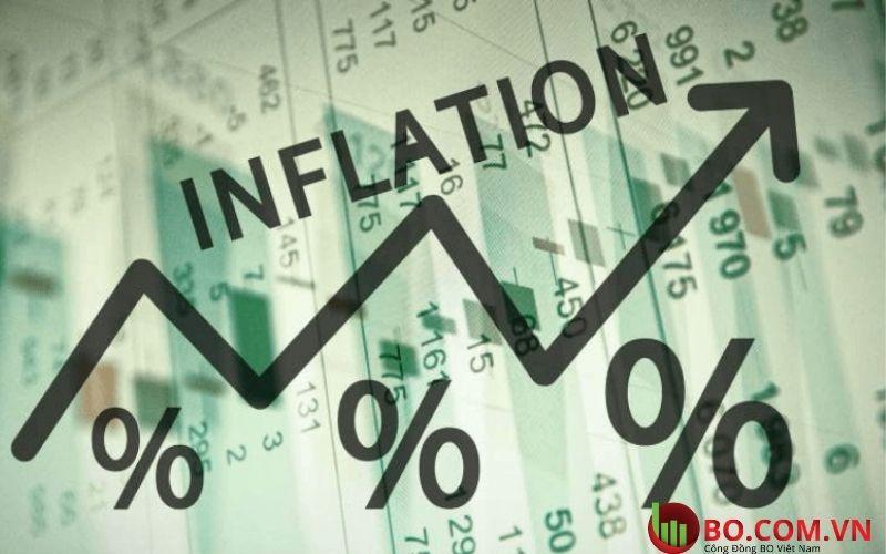 Lạm phát xuất hiện đã làm đồng đô la trở nên căng thẳng