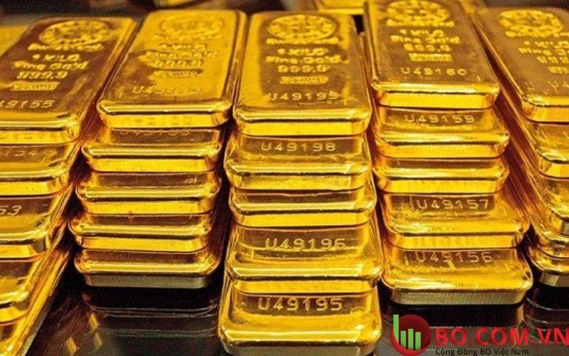 Thống kê xu hướng giá vàng qua các năm