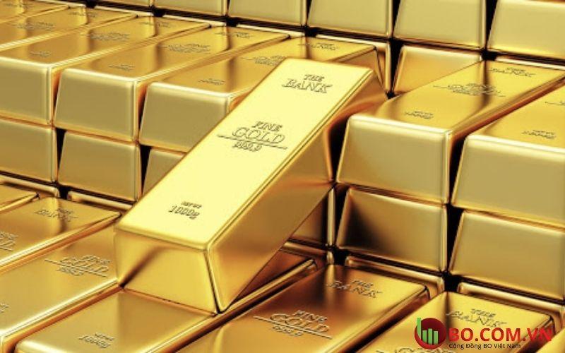 Vài nét sơ lược về quá trình giao dịch vàng