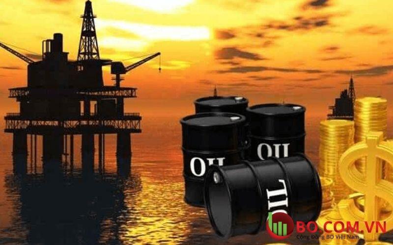 Vìa nét về tình hình dầu brent