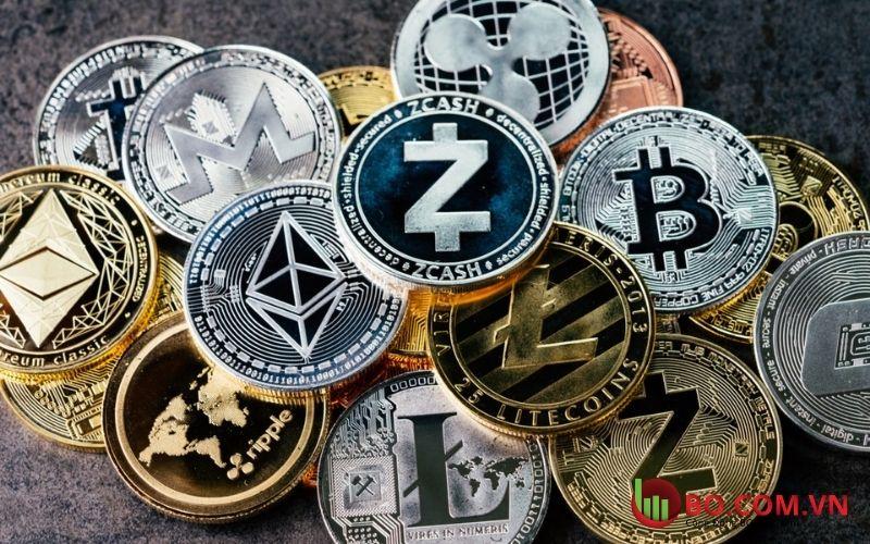 Đầu tư tài chính online vào tiền tệ kỹ thuật số (tiền điện tử)