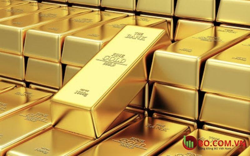 Đầu tư tài chính online vào vàng