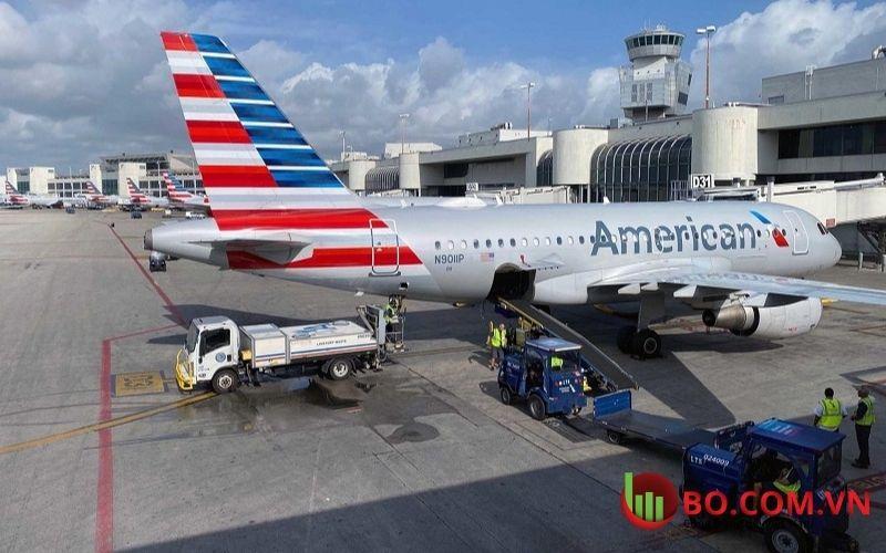 American Airlines cảnh báo về tình trạng thiếu nhiên liệu máy bay