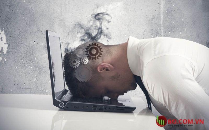 Cháy tài khoản forex là gì