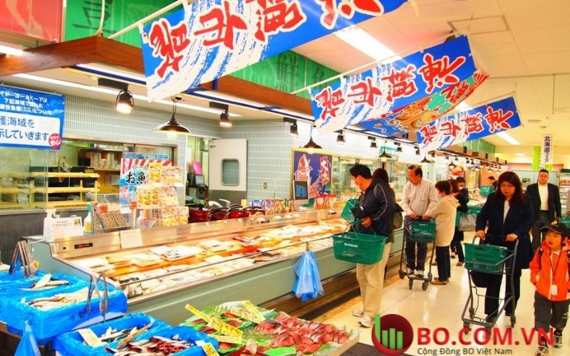 Nhật Bản không tránh khỏi lạm phát hàng hóa toàn cầu
