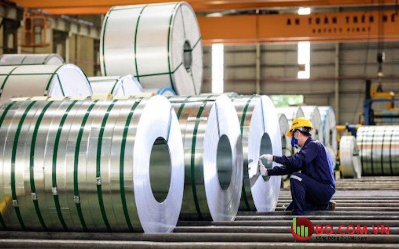 Tình hình Trung Quốc tăng thuế xuất khẩu thép