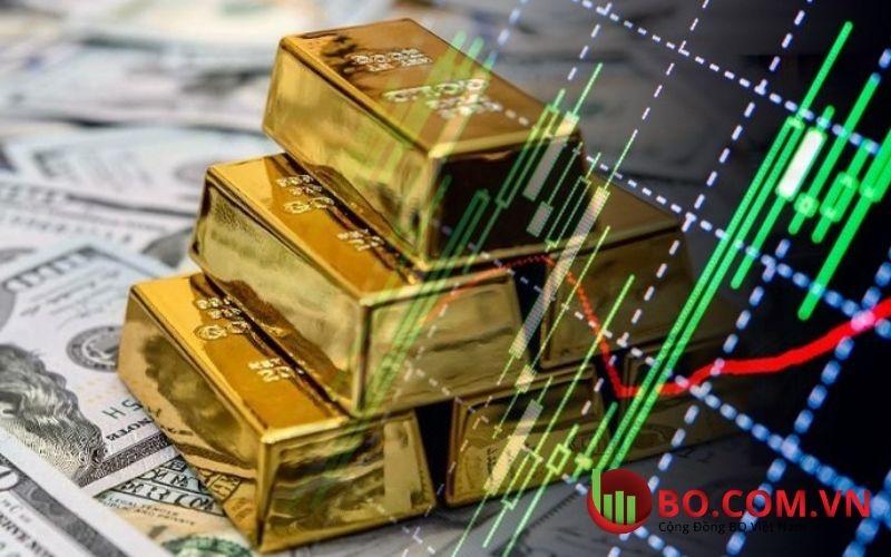 Tình hình biến động giá vàng tăng ba tuần liên tiếp