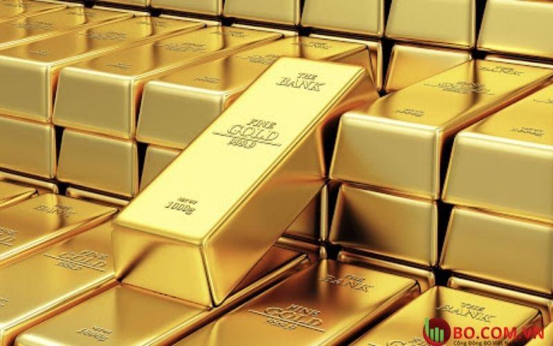 Tình hình giá vàng sáng nay