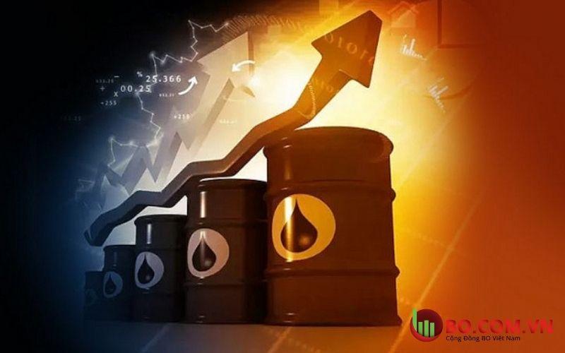 Tình hình thị trường dầu sáng nay