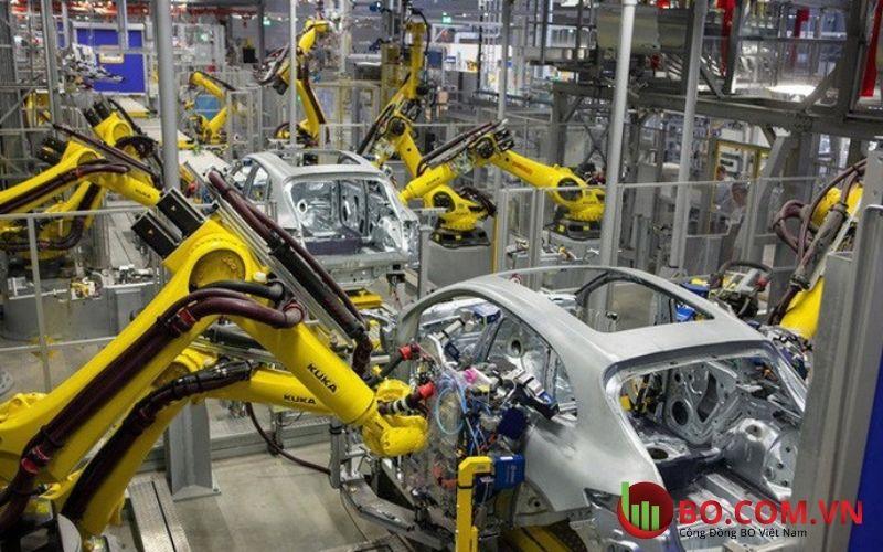 Toyota mua công ty công nghệ
