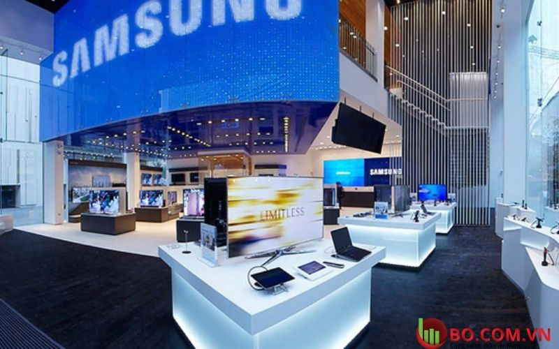 Vận chuyển SamSung smartphone