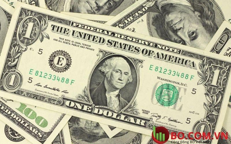 Đồng đô la đang bị hạn chế sự tăng trưởng do ảnh hưởng dịch covid 19
