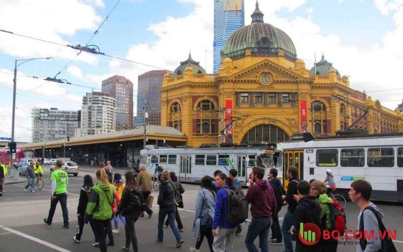 Ảnh hưởng của đại dịch covid 19 đã làm Sydney đóng cửa