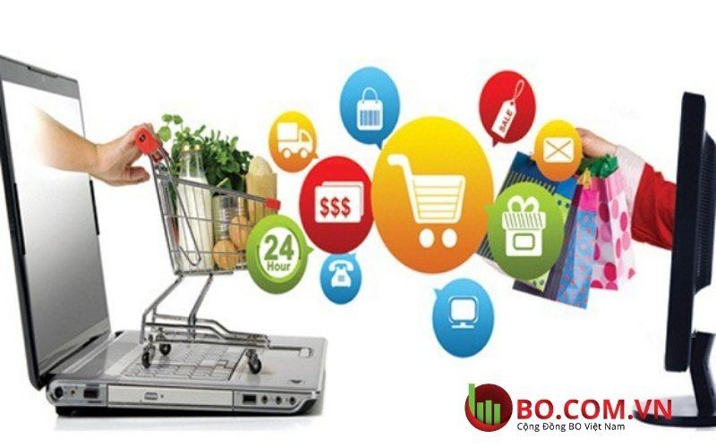 Ảnh hưởng của covid 19 vô tình làm cho thị trường bán hàng trực tuyến phát triển mạnh