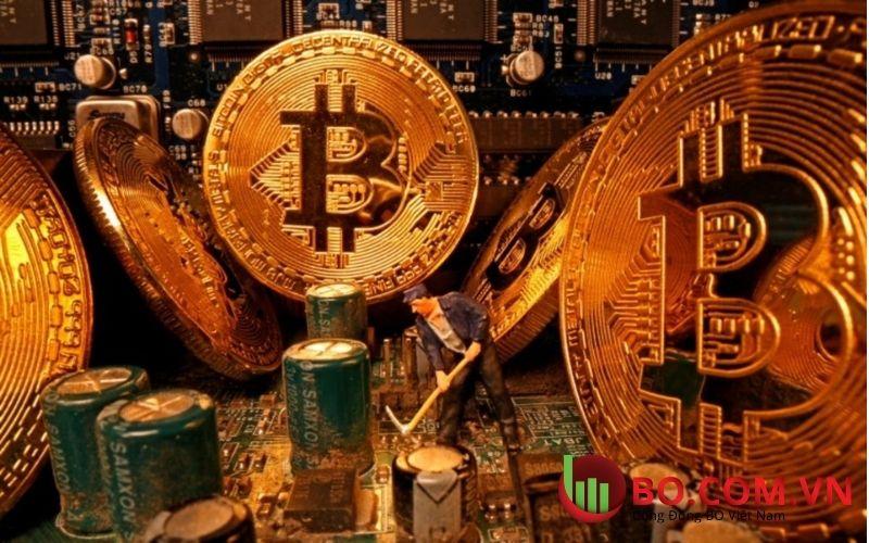 Bitcoin có xu hướng ổn định
