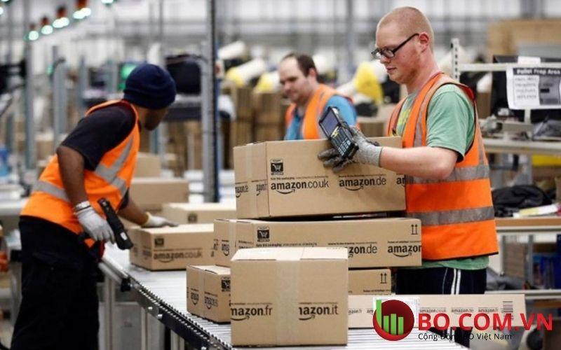 Công nhân đấu tranh không bỏ phiếu công đoàn Amazon