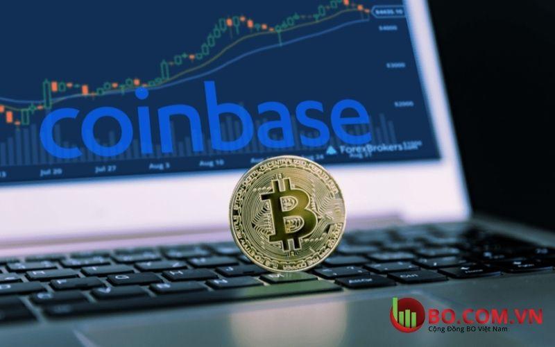 Cổ phiếu Coinbase toàn cầu