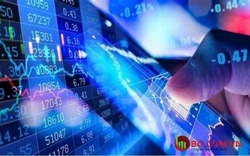 Cổ phiếu tài chính tăng