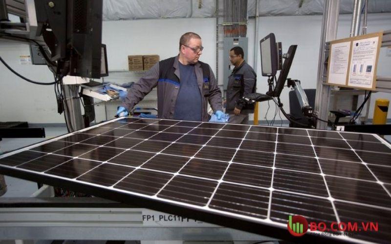 Hoa Kỳ có thị trường sản xuất năng lượng mặt trời lớn thứ hai thế giới