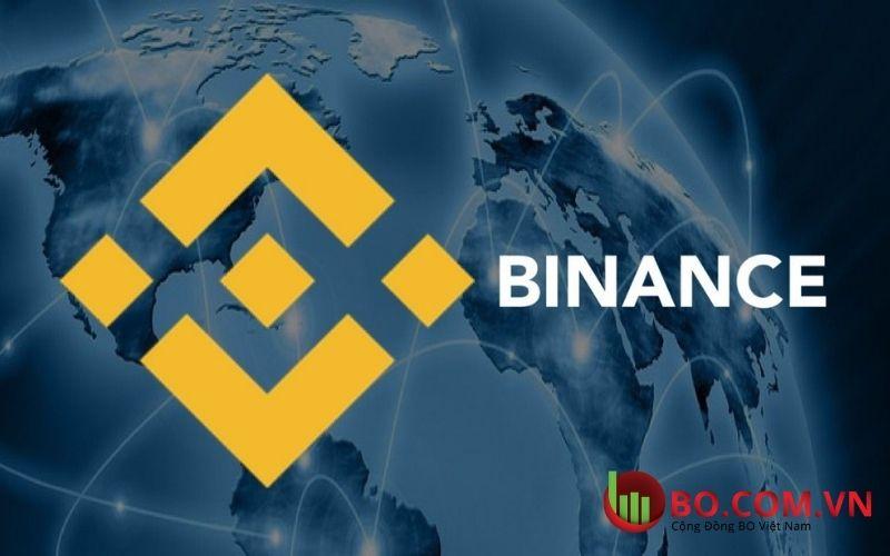Sàn giao dịch tiền điện tử Binance